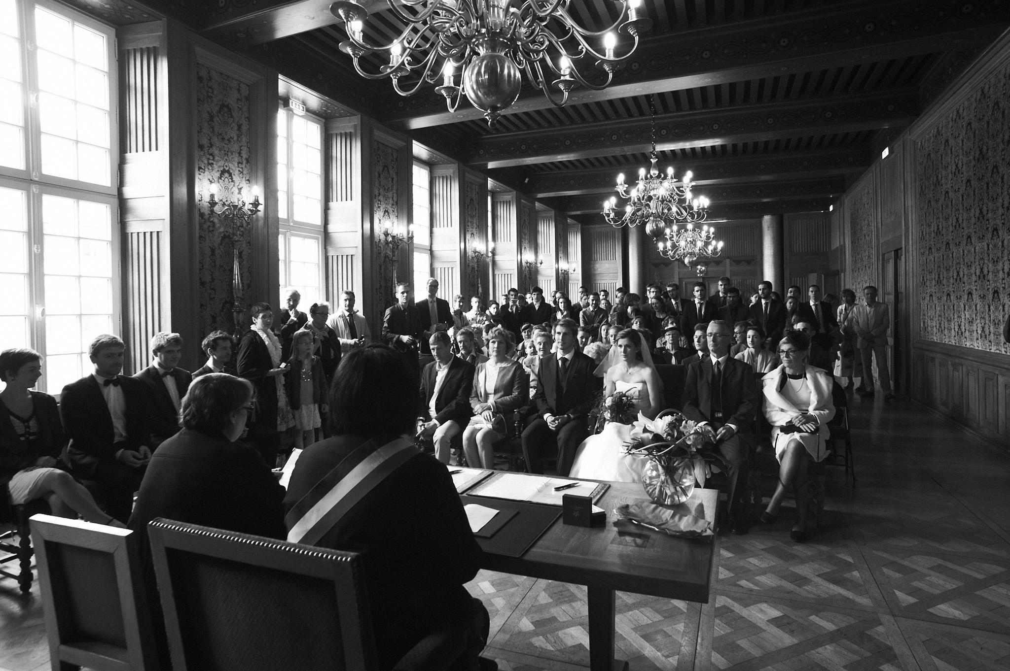 photographie de mariage ceremonie nantes rennes vannes angers - rudy burbant