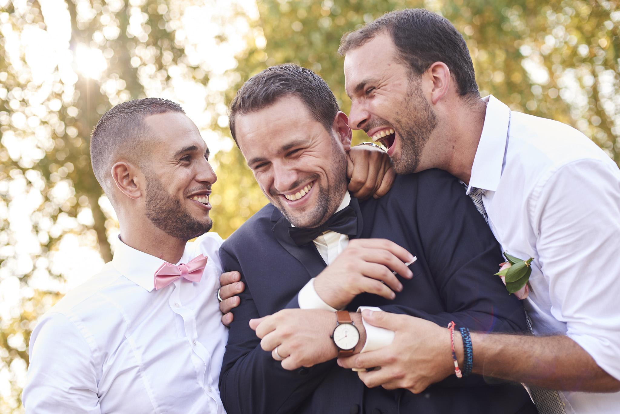 photographie de mariage cocktail repas nantes rennes vannes angers - rudy burbant