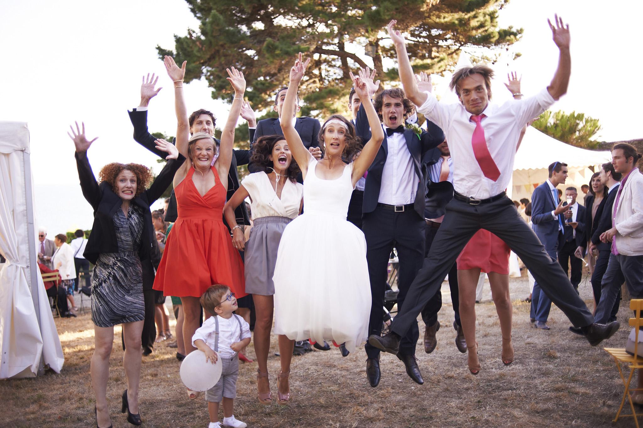 photographie de mariage couple groupe nantes rennes vannes angers - rudy burbant